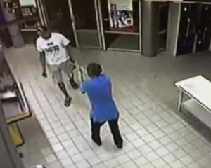 Вбивство у супермаркеті Харкова
