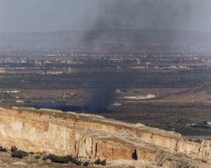 Сирія повністю знеструмлена
